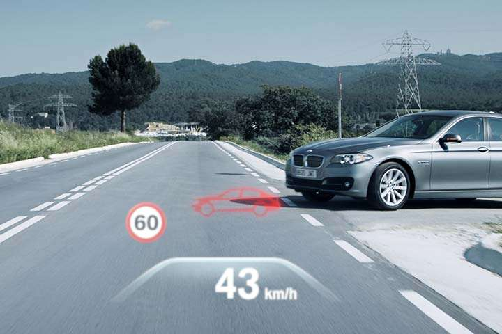 En AI kan fatta beslut utifrån trafiksituationen.