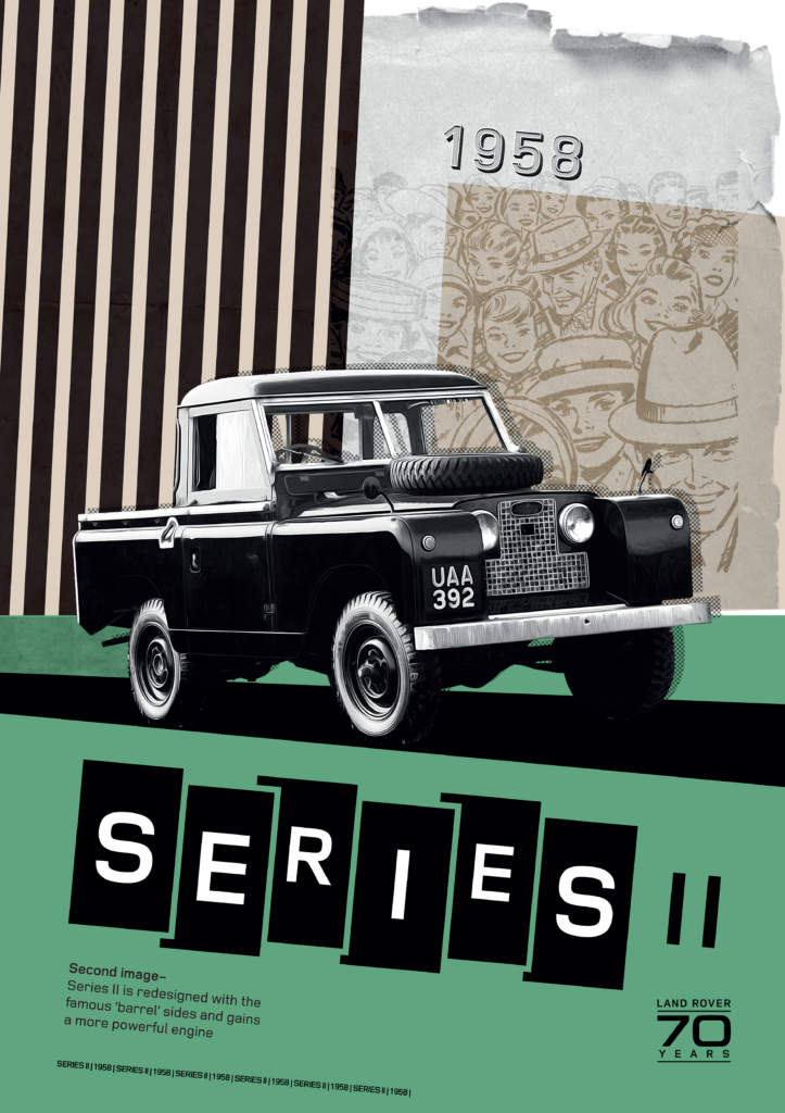 Series 2 kom 1958.