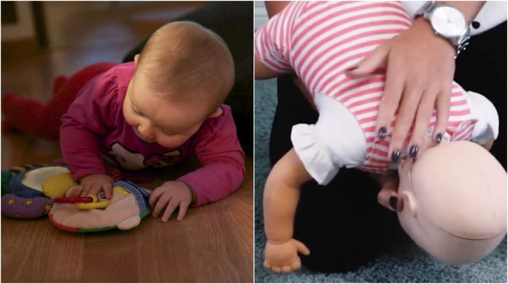 """<a href=""""https://www.aftonbladet.se/family/a/y35B6E/sa-ska-du-gora-om-din-bebis-satter-i-halsen"""">Livsviktiga tipsen: Så ska du göra – om din bebis sätter i halsen</a>"""