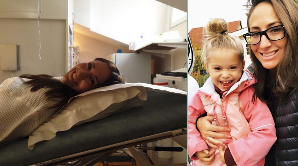 """<a href=""""https://www.aftonbladet.se/family/a/7070JB/angelica-32-fick-barn-genom-ivf-behandling"""">Angelica fick äntligen barn – efter lång kamp</a>"""