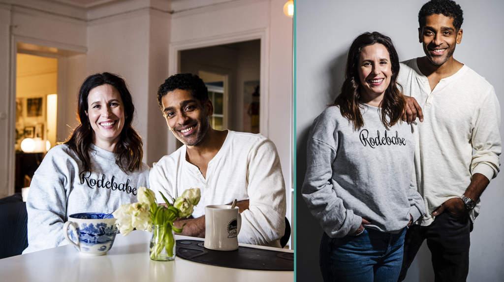 """<a href=""""https://www.aftonbladet.se/a/EWxGK5"""">Här är Aftonbladet Familys nya krönikörer – Malin och Alexander Karim</a>"""