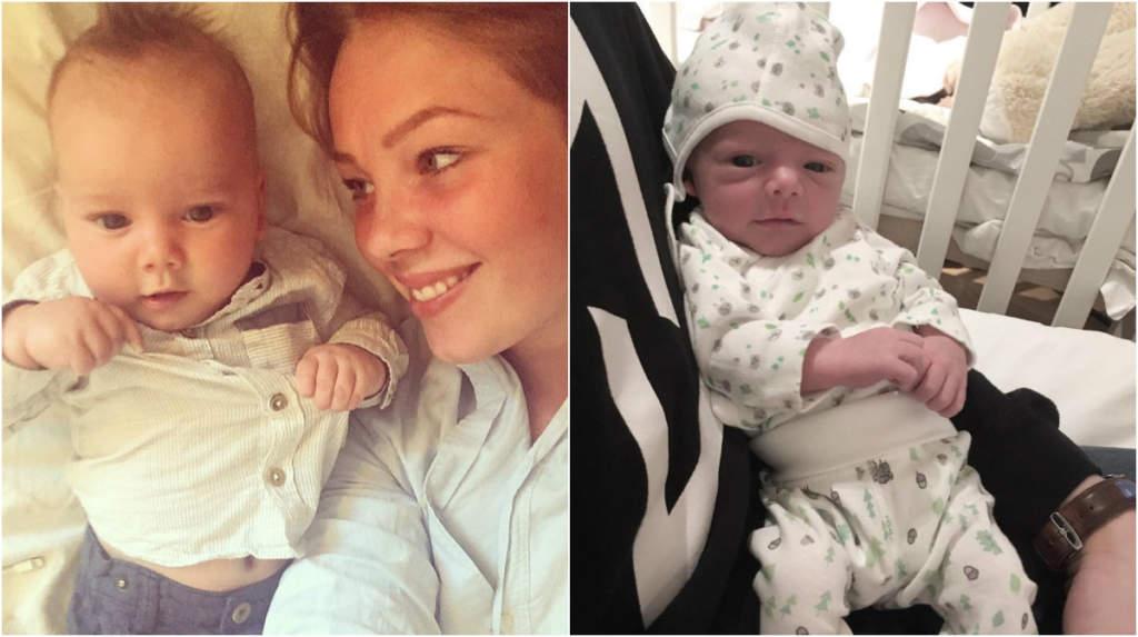 """<a href=""""https://www.aftonbladet.se/family/a/lAnoG9/sofia-var-gravid--utan-att-veta-om-det"""">Sofia, 23, visste inte att hon var gravid – födde sonen Theo</a>"""