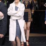 Lillsyrran Kylie Jenner har alltid gått sin egen stilväg, här i grått och cool frippa!