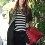 Rosie Huntington-Whiteley Out In LA