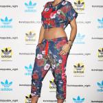 Rita Ora är färgstark i nya samarbetet med Adidas!