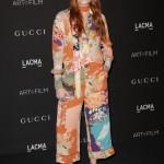 Älskar Florence Welch och hennes coola stil, här i någon slags flower power-känsla.