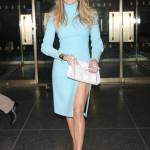 Jennifer Lopez at NBC's Today Show NY