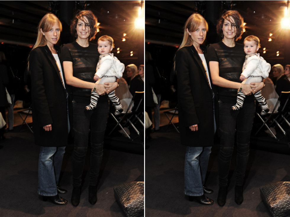 nina johansson & Lisa Corneliusson