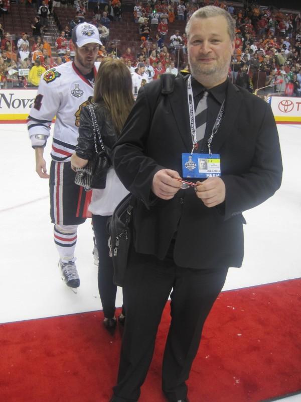 Hawks vinner SC i Philly 2010