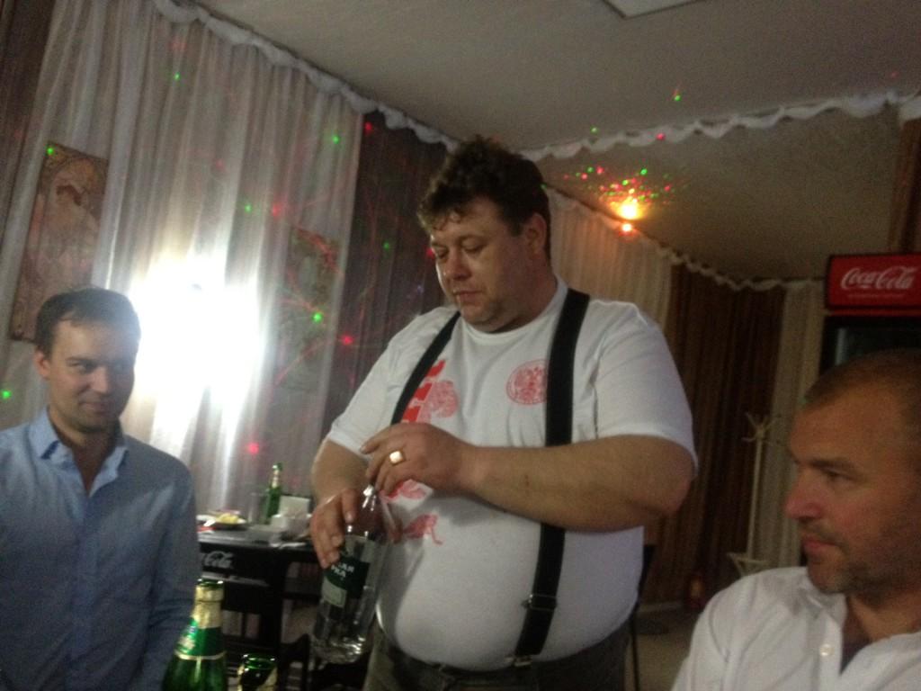 Vår vän Eduard i Sotji!