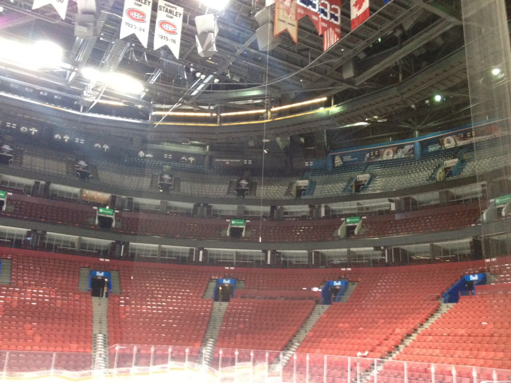 Bell Centre!