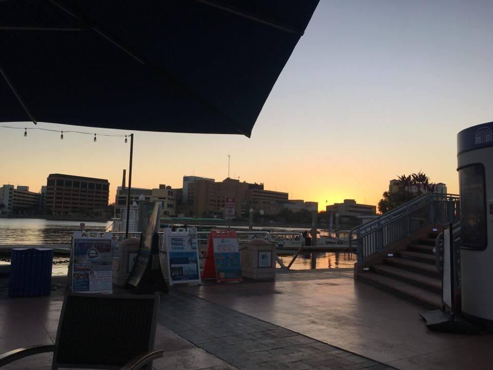 TAM:Solnedgång