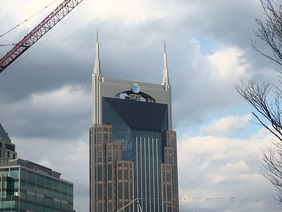Ni vet att Batman har sitt högkvarter i Nashville, right?