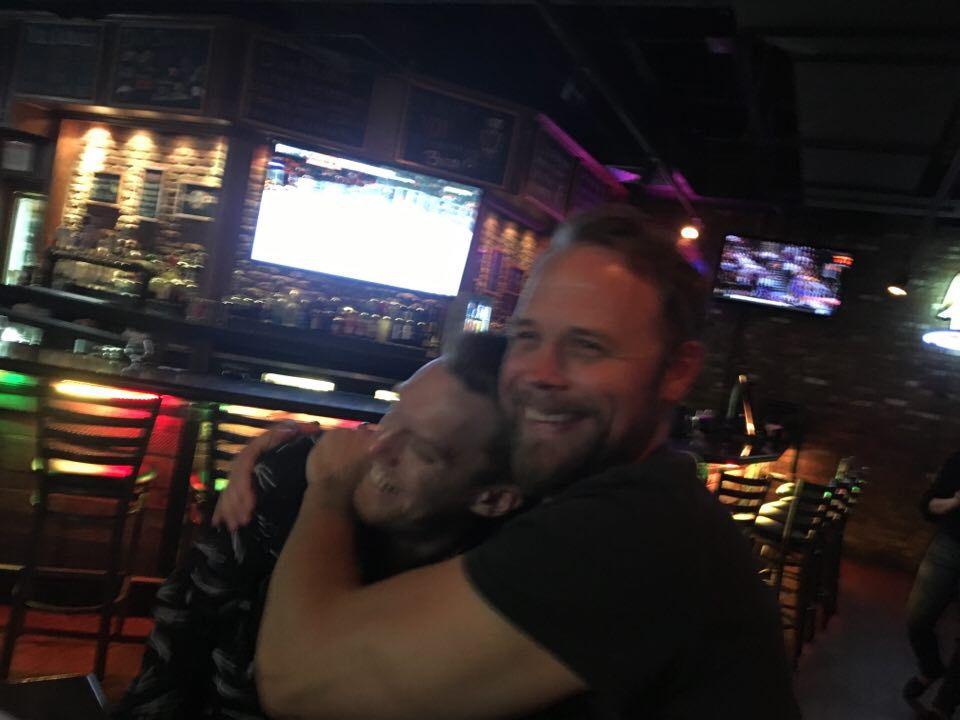 The CEO kramar om den bortkomne från Arvika...