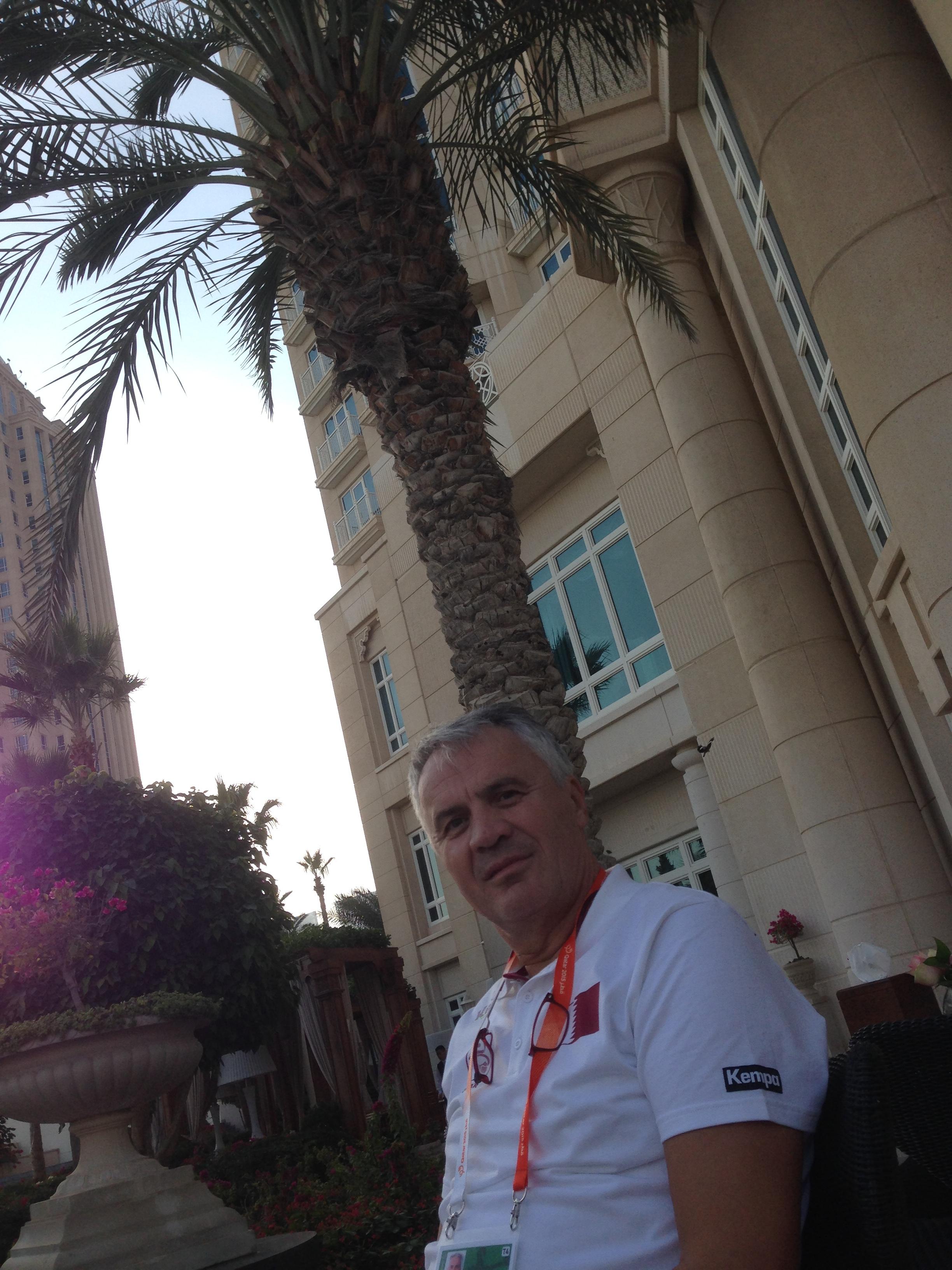 Emma johansson fortsatt fyra i qatar