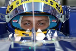 Marcus Ericsson (SWE), Sauber F1 Team. Hockenheimring.