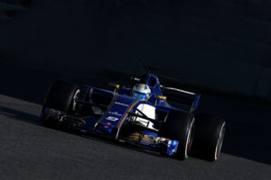Marcus Ericsson (SWE), Sauber F1 Team. Circuit de Catalunya.