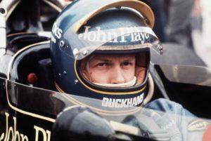 Odaterad bild Ronnie Peterson, vår störste (i antalet segrar), formel-1 förare. Foto Olle Lindeborg / PrB / TT / kod 190