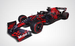Red Bull valde en lack till presentationen, nu är det dags för F1-tester 2019.