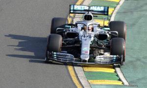 Lewis Hamilton tappade segerni Australiuen GP i F1 2019