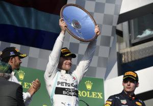 Bottas vann i Australien. Redo för Bahrain GP i F1 2019