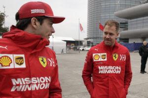 Ferrari och teamorder