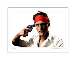 Pistolen är systemet och skallen är din plånbok.
