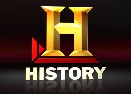 HISTORY CHANNEL LOGOTYP