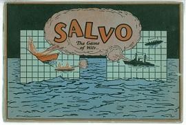 BATTLESHIP SALVO