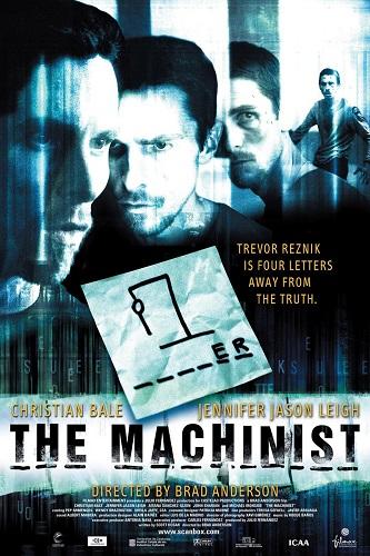 THE MACHINIST FILMAFFISCH 2