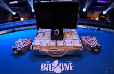 WSOP 2014 BIG DROP