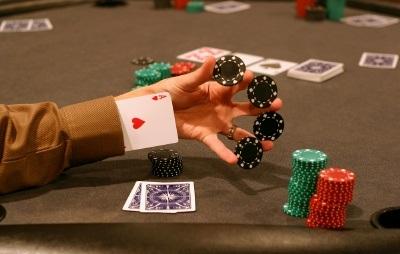 marker av alla Las Vegas kasinon