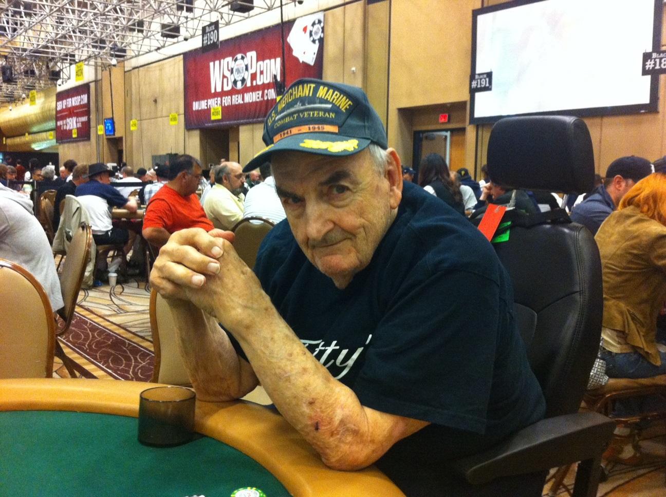 Ville spela poker tog pappas kreditkort