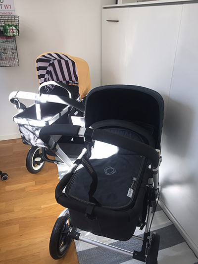 barnvagnar