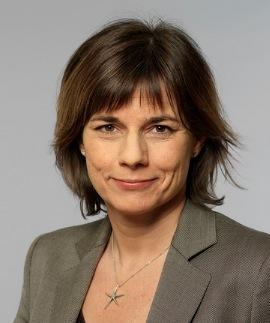 Isabella Lövin, EU-parlamentariker (MP). Foto: Pressbild från MP, fotograf Fredrik Hjerling