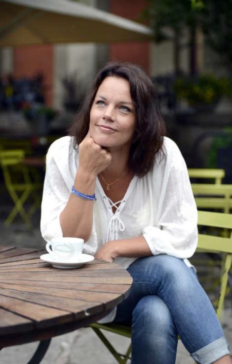 Veronica Palm. Foto: BJÖRN LINDAHL