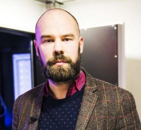 Daniel Suhonen, S-debattör och chef för tankesmedjan Katalys. Foto:LOTTE FERNVALL
