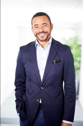 Fredrik Elgh blir ny organisationschef hos Moderaterna. Han har tidigare bland annat jobbat på EON, Kunskapsskolan och Timbro. Foto: Pressbild