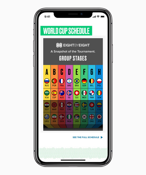 iPhone-X-World-Cup-News-App-screen-2-06112018