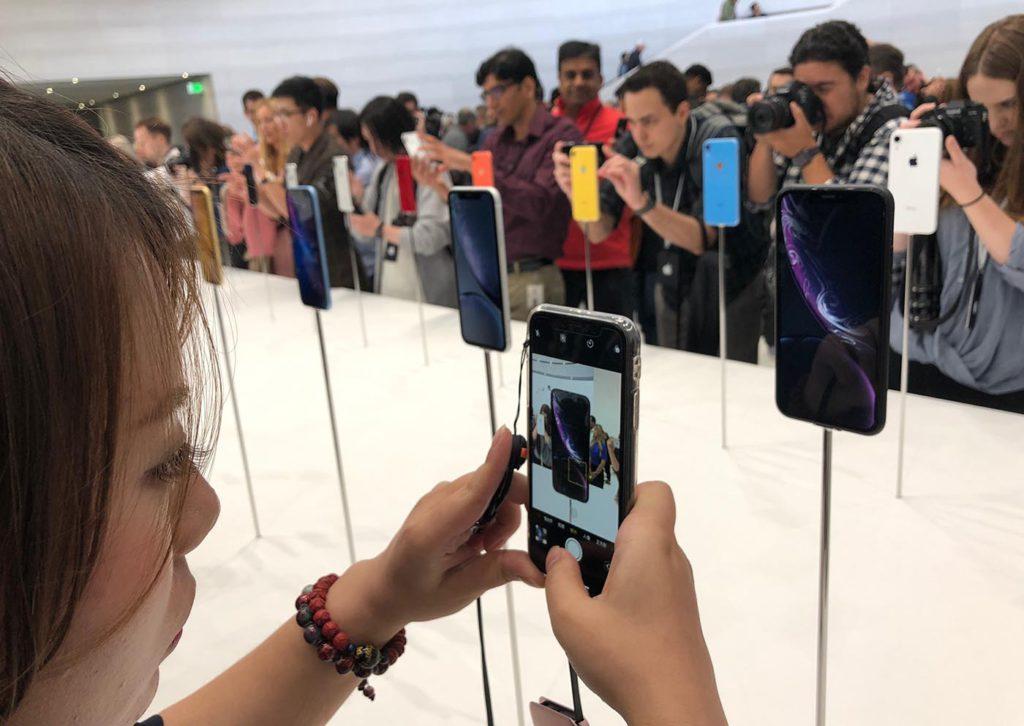 Över 18 000 kronor för värsta Iphonen är rekord. Foto: Peter Pettersson
