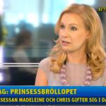 Aftonbladets sändningar kring prinsessan Madeleines bröllop 2013.