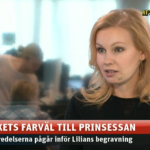 Aftonbladet, Lilians begravning, mars 2013.