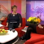 SVT Gomorron Sverige, prinsessan Madeleines förlovning, okt 2012.