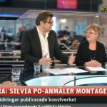Aftonbladet, Drottningen PO-anmäler pressen, 2013.