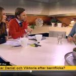 TV4 Nyhetsmorgon, Estelles nanny, 21 jan 2013.
