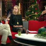 SVT Gomorron Sverige, 2012.