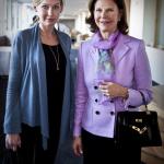Intervju med drottningen 2010.