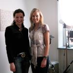 Tysk dokumentär om Victoria och Daniel, 2010. Tillsammans med producenten Julia Melchior.