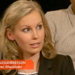 TV4 Kvällsöppet med Ekdahl, 2010.