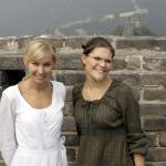 Kinesiska muren, Kina, 2005.